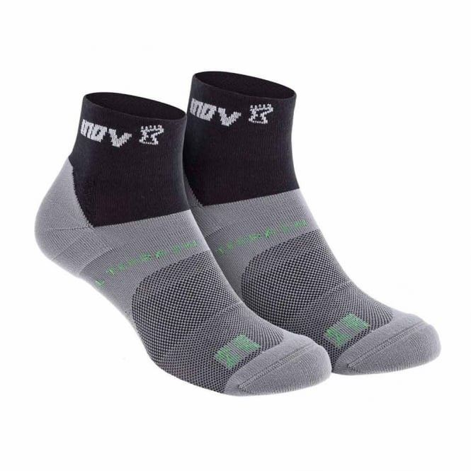Inov8 All Terrain Sock Mid Black/Grey