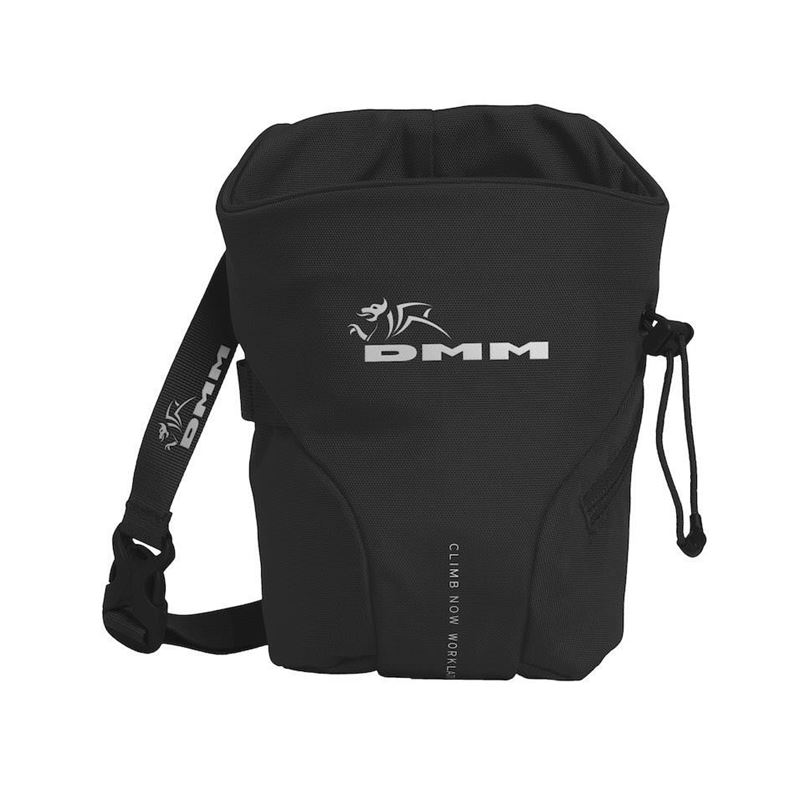 DMM Trad Chalk Bag Black
