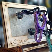 Totem Cams shop display