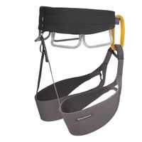 Black Diamond Men's Solution Harness Black/Slate