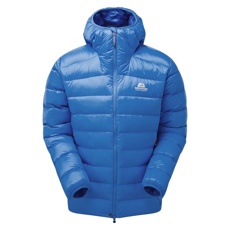 Mountain Equipment Men's Skyline Hooded Jacket Azure