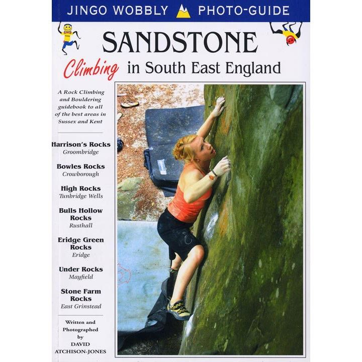 Sandstone Climbing in South East England