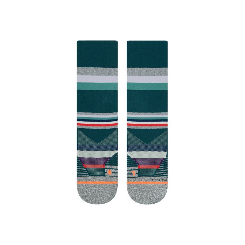 Stance Women's Shelby Crew Deep Teal