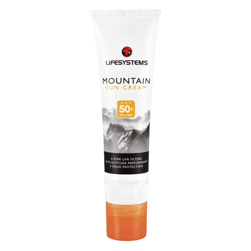 LifeSystems Mountain SPF 50 Sun Cream Stick