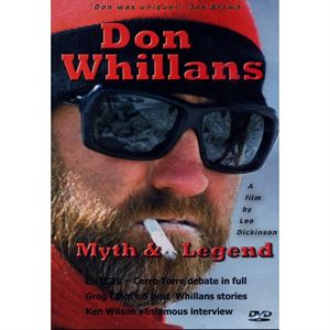 Don Whillans - Myth and Legend