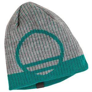 Wild Country Logo Beanie Grey/Green
