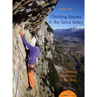 Climbing Routes in the Sarca Valley