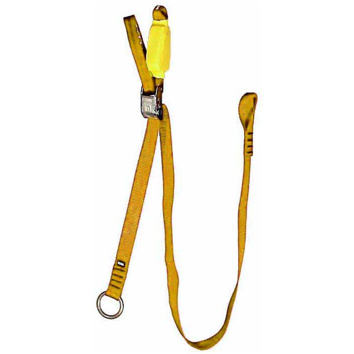 Yates Adjustable Daisy Strap with Built-In Screamer Yellow