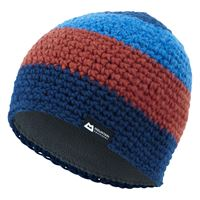 Mountain Equipment Men's Flash Beanie Navy/Light Ocean/Henna