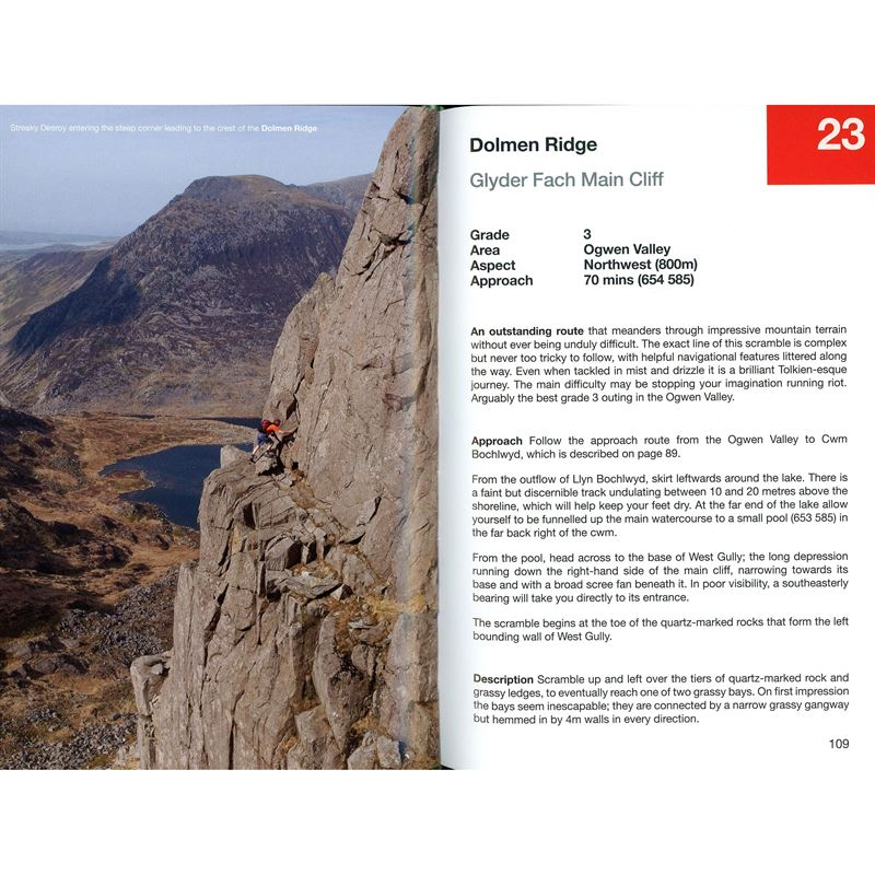 North Wales Scrambles pages