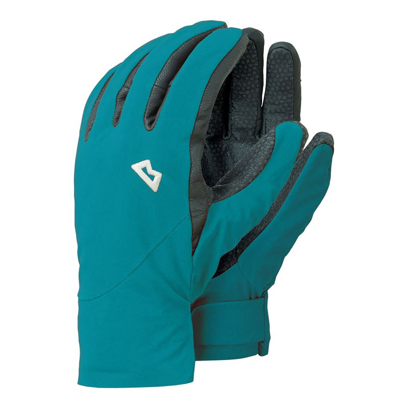 Mountain Equipment Women's Terra Glove Tasman Blue