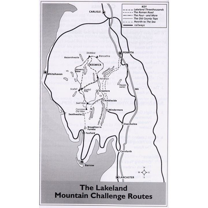 Lakeland Mountain Challenges coverage