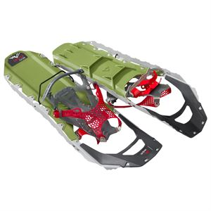 MSR Men's Revo Ascent Snowshoes Olive