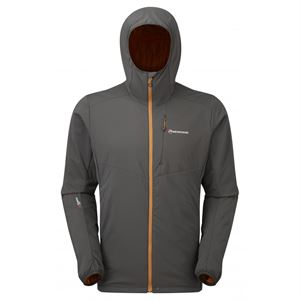 Montane Men's Halogen Alpha Jacket Shadow