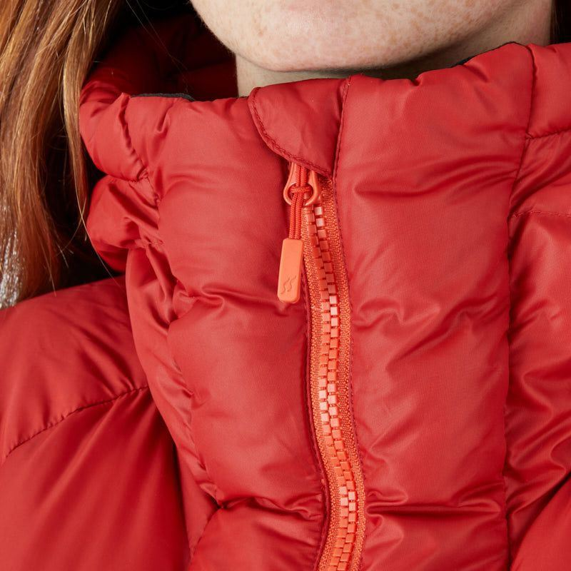 Rab Women's Asylum Jacket Rust