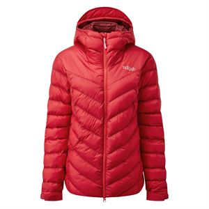 Rab Women's Nebula Pro Jacket Ruby