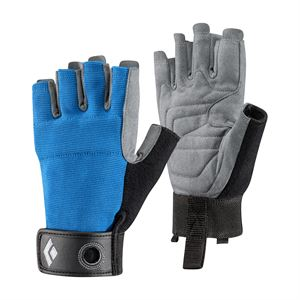 Black Diamond Crag Half-Finger Glove Cobalt