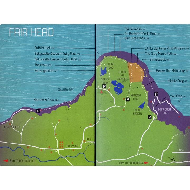 Fair Head coverage