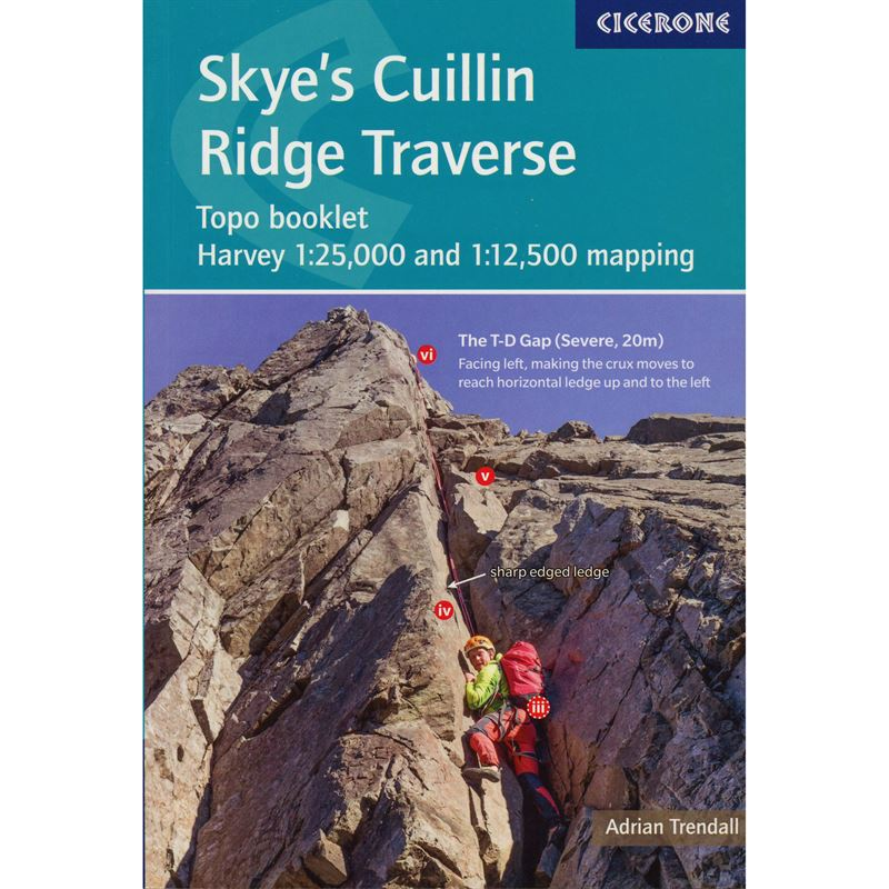 Skye's Cuillin Ridge Traverse Part 2