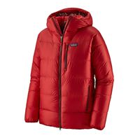Patagonia Men's Fitz Roy Down Parka Fire/Oxide Red
