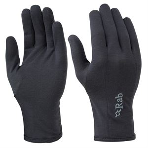 Rab Women's Forge 160 Glove Ebony