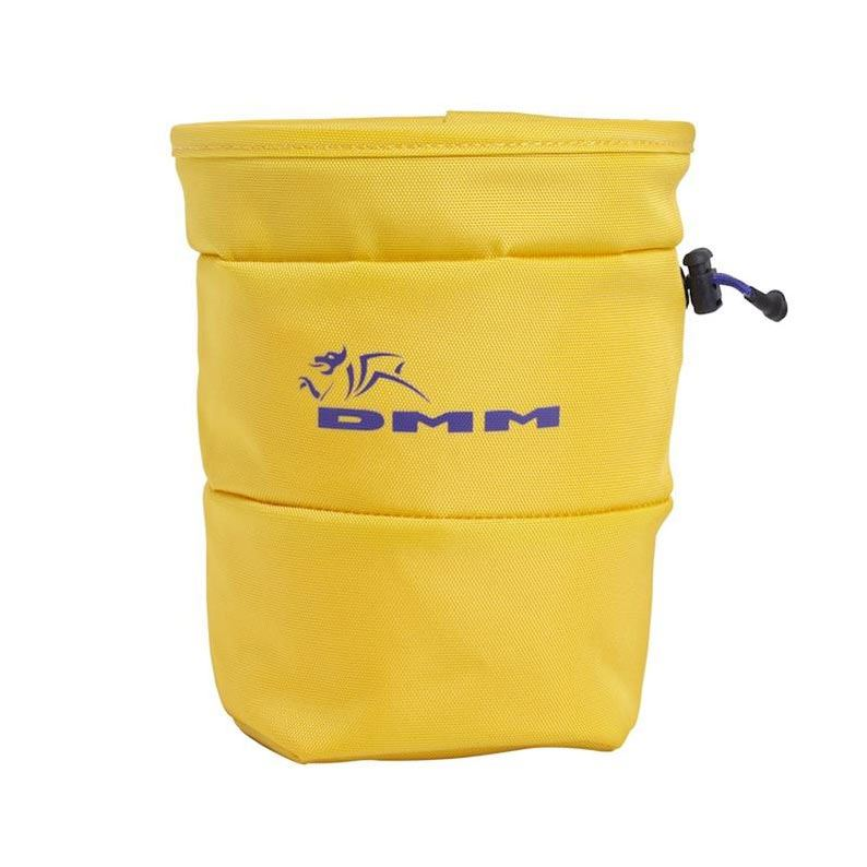 DMM Tube Chalk Bag Yellow