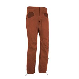 E9 Men's Rondo Slim Trousers Brick