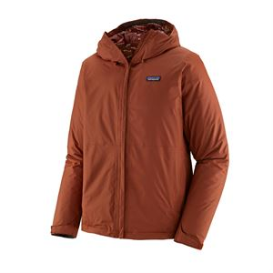 Patagonia Men's Insulated Torrentshell Jacket Barn Red