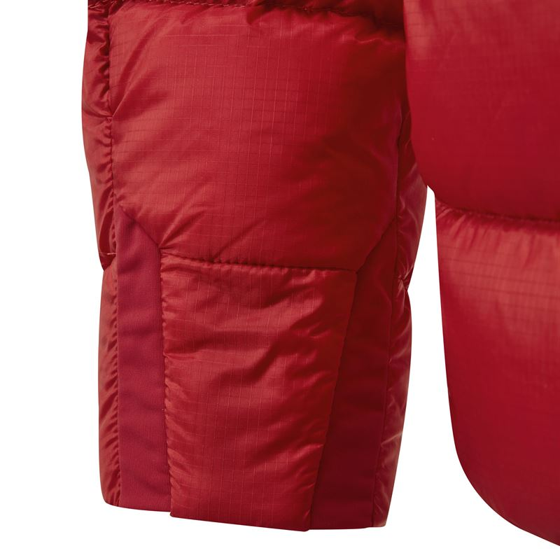 Rab Men's Electron Pro Jacket Ascent Red
