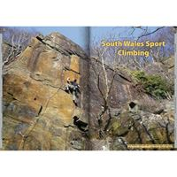 South Wales Sport Climbs pages