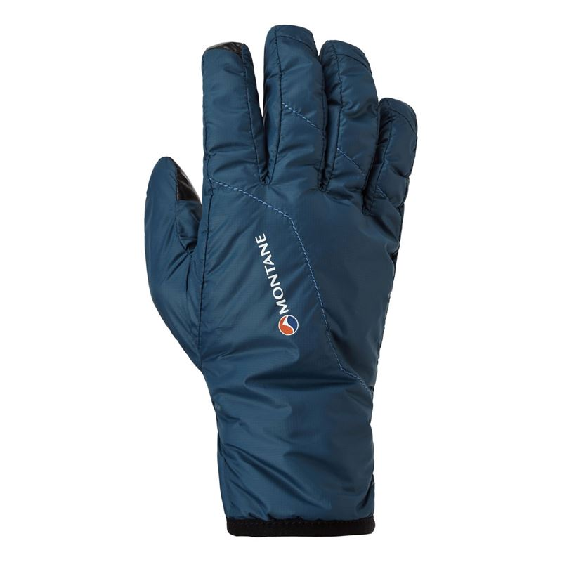 Montane Men's Prism Glove Narwhal Blue