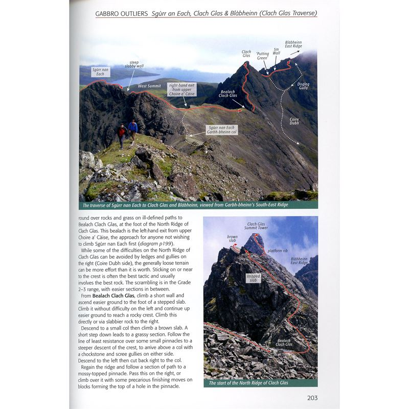 The Cuillin and Other Skye Mountains page 6