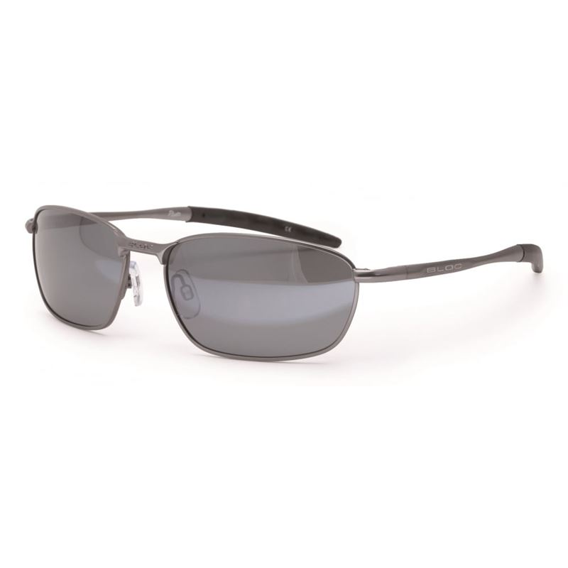 Bloc Pluto P330 Matt Gunmetal with Polarised Grey Lenses