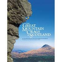 The Great Mountain Crags of Scotland