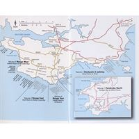 Pembroke Vol 2 Range West: Milford Haven to Perimeter Bays coverage