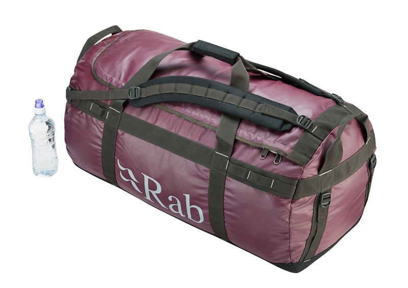 Rab Expedition Kitbag 120L Red