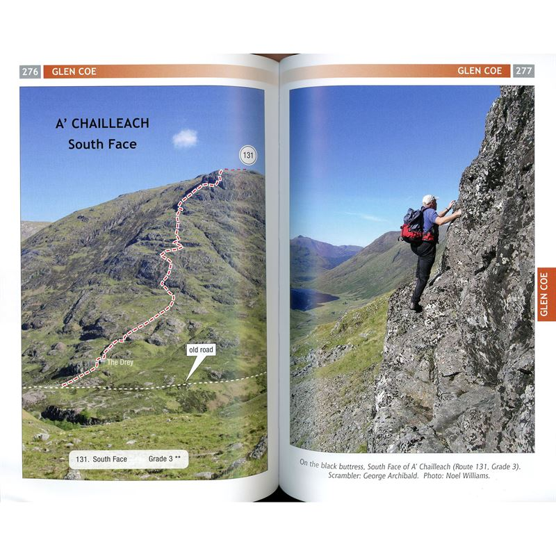 Highland Scrambles South pages