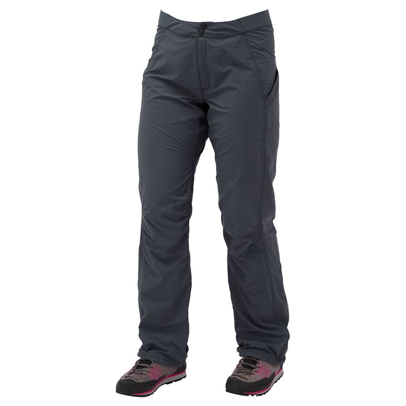 Mountain Equipment Women's Inception Pant Blue Nights
