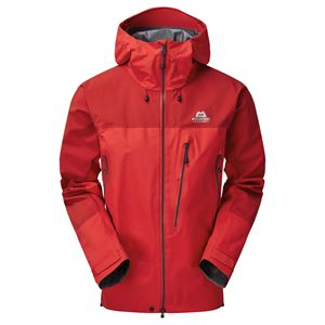 Mountain Equipment Men's Lhotse Jacket Imperial Red/Crimson