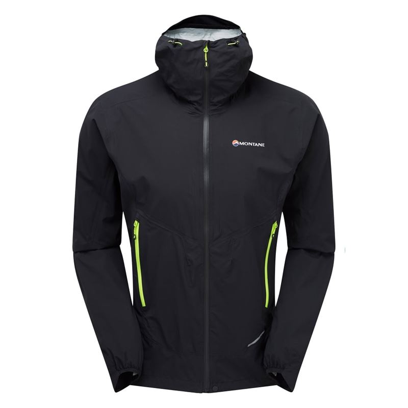 Montane Men's Minimus Stretch Ultra Jacket Black