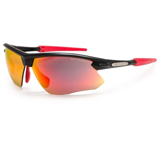 Bloc Fox XR761 Black with Red Lens