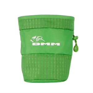 DMM Tube Chalk Bag Green