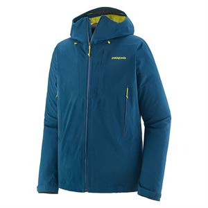 Patagonia Men's Galvanized Jacket Crater Blue