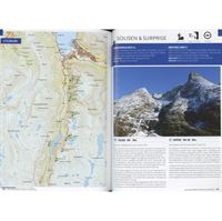 Oppdal and Sunndal Ice Climbing Guide pages