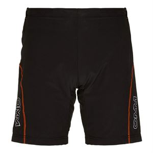 OMM Men's Pace Shorts Black/Orange