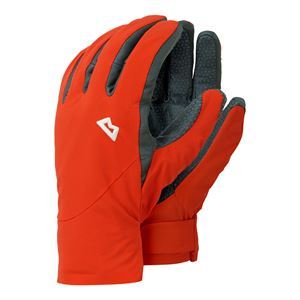 Mountain Equipment Men's Terra Glove Cardinal Orange