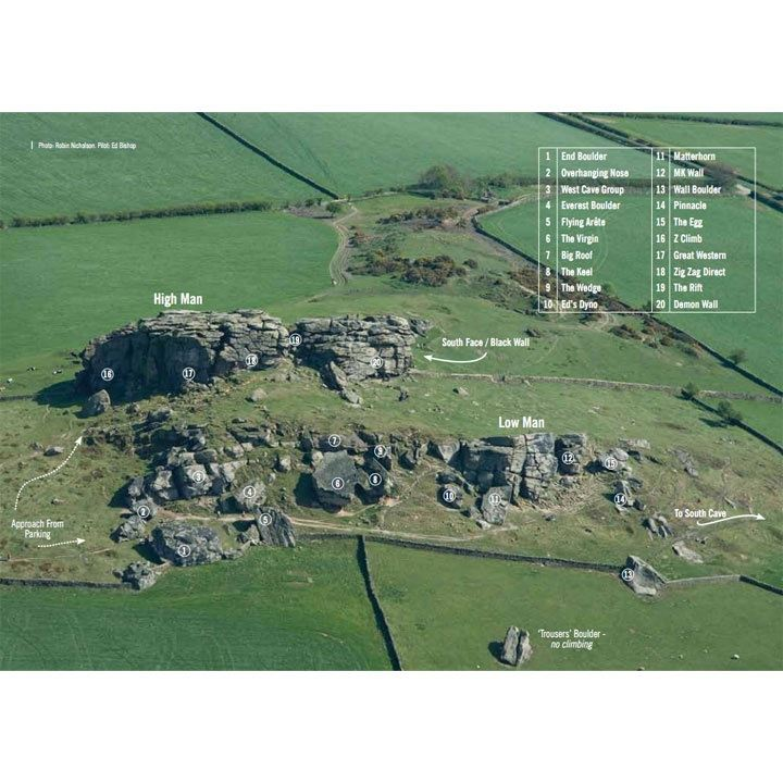 Yorkshire Gritstone Volume 1 pages