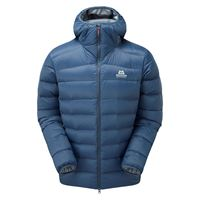 Mountain Equipment Men's Skyline Hooded Jacket Denim