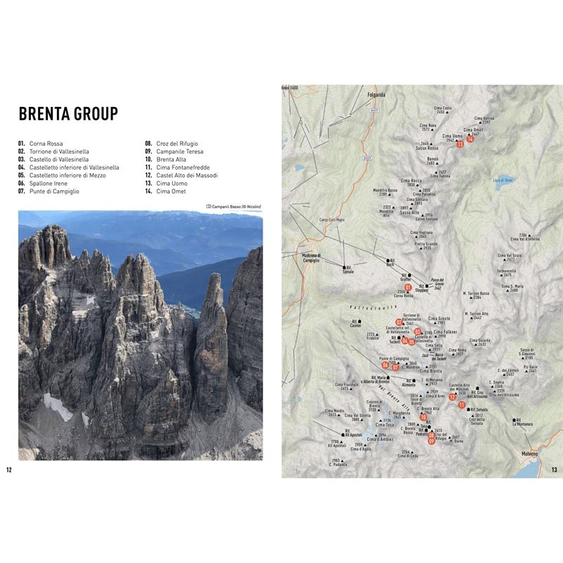 Dolomiti - new age pages