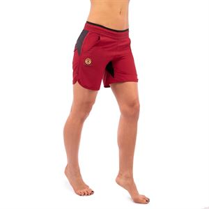 3rd Rock Women's Maya Shorts Rocco Red Rabbit